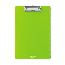 """Felírótábla, A4, műanyag, FLEXOFFICE """"FO-CB011"""", zöld"""