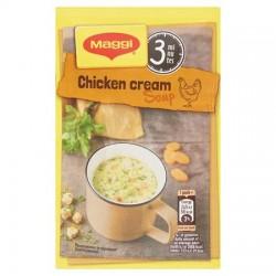 """Instant leves, MAGGI """"Forró Bögre"""", csirkekrém."""