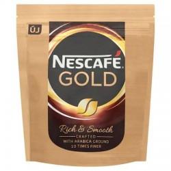 """Instant kávé, 50 g, utántöltő, NESCAFÉ """"Gold"""""""