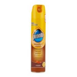 """Felülettisztító, spray, 0,25 l, PRONTO """"Classic Wood"""""""