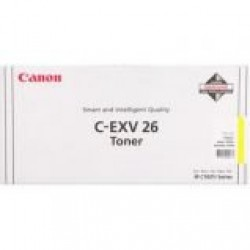 Canon iRC1021i Toner Yellow CEXV26 (Eredeti)