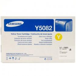 Samsung CLP 620/670B Yellow Toner 4K (Eredeti) CLT-Y5082L/ELS (SU532A)