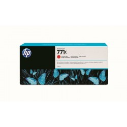 HP B6Y32A Patron Red No.771C (Eredeti)