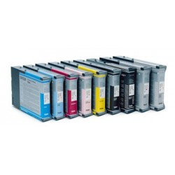 Epson T606C Patron Light Magenta 220ml (Eredeti)