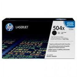 HP CE250X Toner HBk 10,5k No.504X (Eredeti)