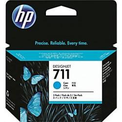 HP CZ130A Patron Cyan No.711  (Eredeti)