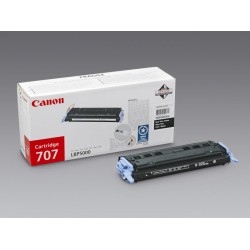 Canon CRG707 Toner Black /o/ 2,5k