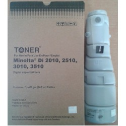 Utángyártott MINOLTA DI2510/3510 Toner (For Use) D 205B/303B
