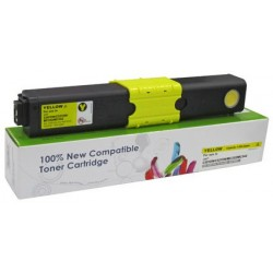 Utángyártott OKI C301,321,531 Cartridge Yellow 1,5K (For Use) CartridgeWeb