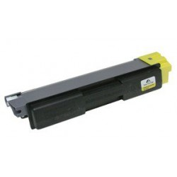 Utángyártott KYOCERA TK590. Toner Y /FU/ KTN FOR USE CHIPPES