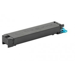 Utángyártott SHARP MXC38GTB BK Toner  KTN /MXC38FTB/ FOR USE