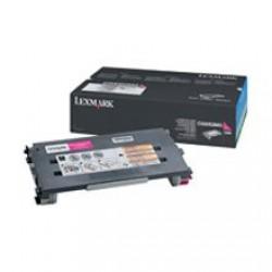 Lexmark C500 Toner Magenta 3K C500H2MG (Eredeti)