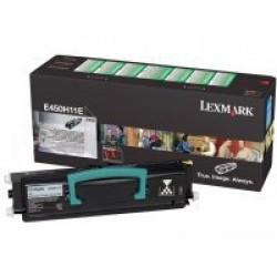 Lexmark E450 toner, 11K E450H11E (Eredeti)**