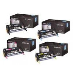 Lexmark X560 toner,Cyan 4K X560A2CG (Eredeti)