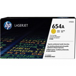 HP CF332A Toner Yellow 15k No.654A (Eredeti)