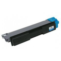 Utángyártott KYOCERA TK590. Toner C /FU/ KTN FOR USE CHIPPES