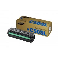 Samsung SLC2620/2670 Cyan Toner (Eredeti) CLT-C505L/ELS (SU035A)