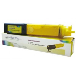 Utángyártott OKI C3300 Cartridge Yellow 2,5K (New Build) CartridgeWeb