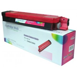 Utángyártott OKI C8600/C8800 Cartridge Magenta 6K (New Build) CartridgeWeb