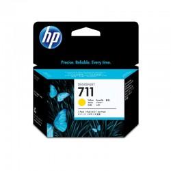 HP CZ136A Patronpck 3 Yell No.711 (Eredeti)