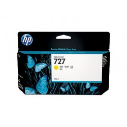 HP B3P21A Patron Yellow No.727 (Eredeti)