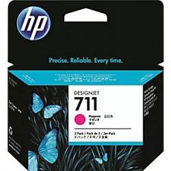HP CZ135A Patronpack 3 Mgn No.711 (Eredeti)