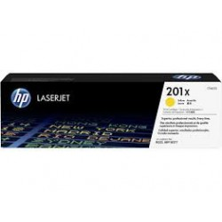 HP CF402X Toner Yellow 2,3k No.201X (Eredeti)