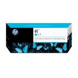 HP C9467A Patron Cyan No.91 (Eredeti)