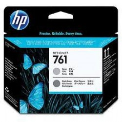 HP CH647A Printh. Gray&D.Gray No.761  (Eredeti)