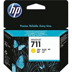 HP CZ132A Patron Yellow No.711  (Eredeti)