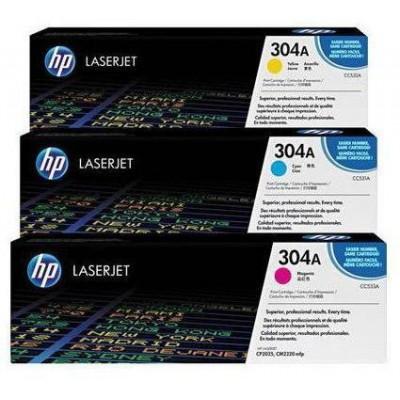 HP CF372AM multipack No.304A(Eredeti)