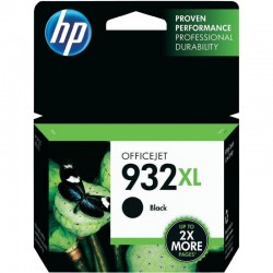 HP CN053AE Patron Black 1k No.932XL  (Eredeti)
