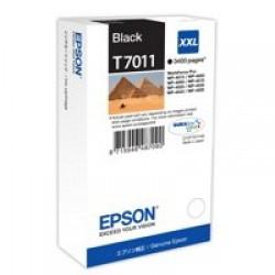 Epson T7011 Patron Black 3,4K (Eredeti)