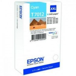 Epson T7012 Patron Cyan 3,4K (Eredeti)