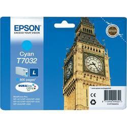 Epson T7032 Patron Cyan 0,8K (Eredeti)