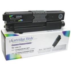 Utángyártott OKI C510/C530 Cartridge Black 5K (New Build)CartridgeWeb