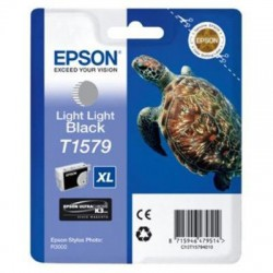 Epson T1579 Patron Light Black 26ml (Eredeti)