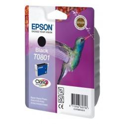 Epson T0801 Patron Black 7,4ml (Eredeti)