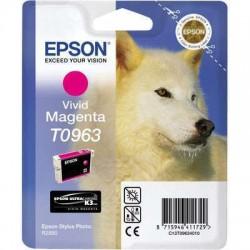 Epson T0963 Patron Magenta 11,4ml (Eredeti)