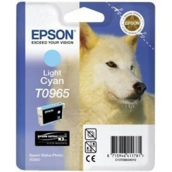 Epson T0965 Patron Light Cyan 11,4ml (Eredeti)