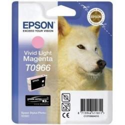 Epson T0966 Patron Light Magenta 11,4ml (Eredeti)