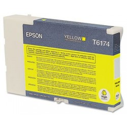 Epson T6174 Patron Yellow High 7K*(Eredeti)