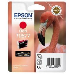 Epson T0877 Patron Red 11,4ml (Eredeti)
