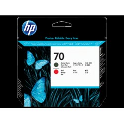 HP C9409A P.head M.Bk/Red No.70 (Eredeti)
