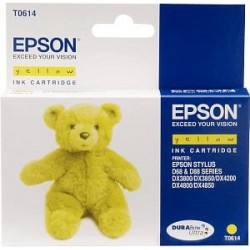 Epson T0614 Patron Yellow 8ml (Eredeti)
