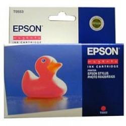 Epson T0553 Patron Magenta 8ml (Eredeti)