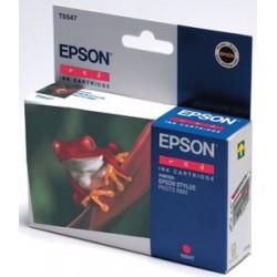 Epson T0547 Patron Red 13ml (Eredeti)