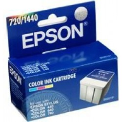 Epson T0520 Patron Color 35ml (Eredeti) S020089/S020191