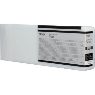 Epson T6361 Patron Photo Black 700ml (Eredeti)