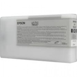 Epson T6537 Patron Light Black 200ml (Eredeti)